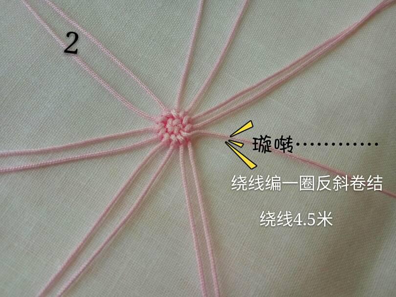 中国结论坛 小猪佩琪教程  立体绳结教程与交流区 110619y6nl5nzfanmoqocu