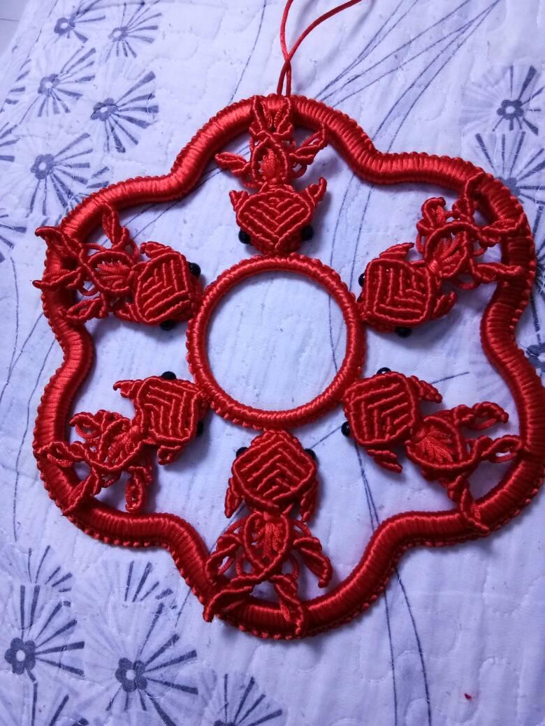 中国结论坛 帮我看看中间那里做个什么好呢,是做莲花吗  作品展示 213204mi8w6h9w8ikro5fm