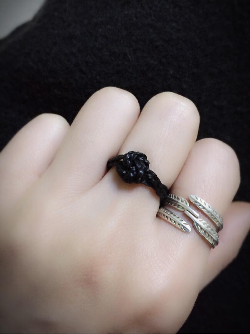 中国结论坛 曼陀罗同心结戒指  作品展示 071918mzuf23fdu3aibaay