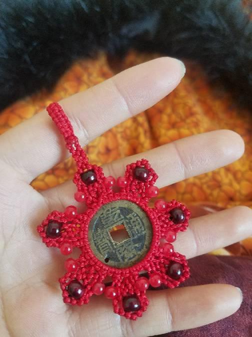 中国结论坛 包铜钱虐了个钥匙扣~  作品展示 121325i6kkf6vkkknkk9tt