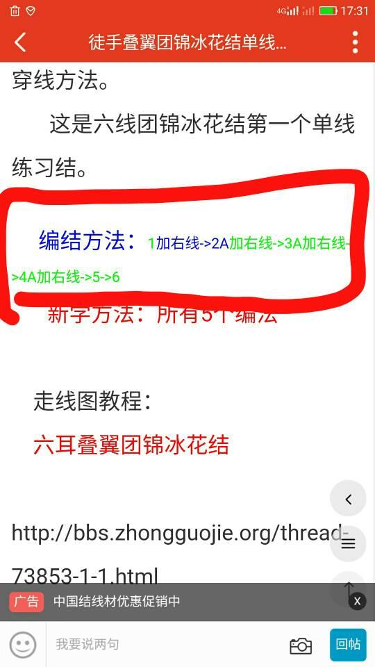 中国结论坛 这个是什么意思  结艺互助区 173318tst037biep3pzzel