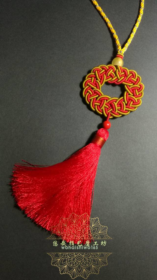 中国结论坛 袈裟结项链  作品展示 100333e5h93q5ik8o8a5xo