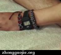 中国结论坛 求走线图 电影里看到的手链 求大神画走线图  结艺互助区 194529zrr6sve5k65ejejz