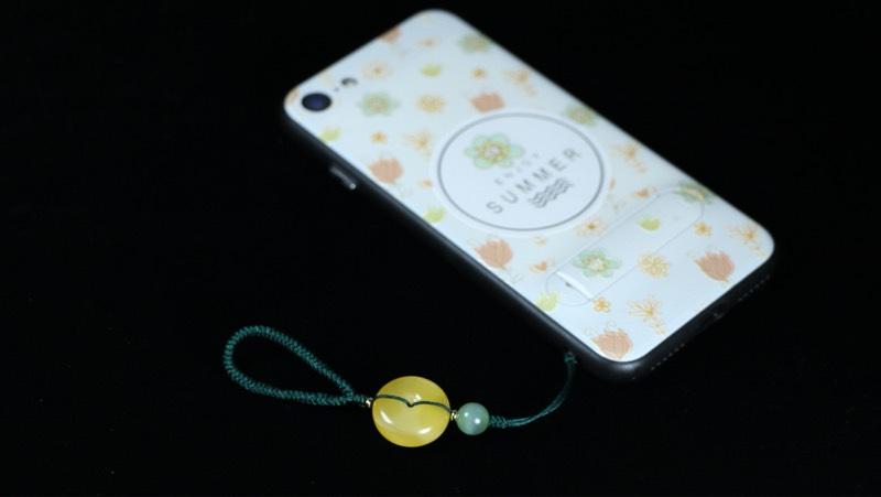 中国结论坛 新学的手机挂绳  作品展示 214858s11u9l925m212115