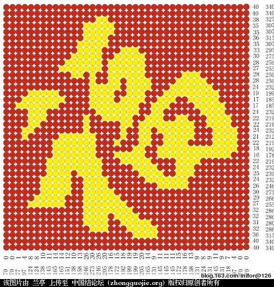 中国结论坛 冰花福字(附圆形字板做法)  兰亭结艺 140105hu5tlsgp8aag1psy
