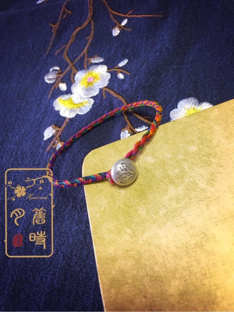 中国结论坛 五彩夹心12股手绳  作品展示 200200u4s60ps0m6d6f6f6