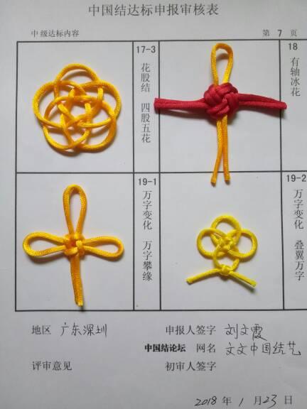 中国结论坛   中国绳结艺术分级达标审核 121458jq5rs5272r5ckrug
