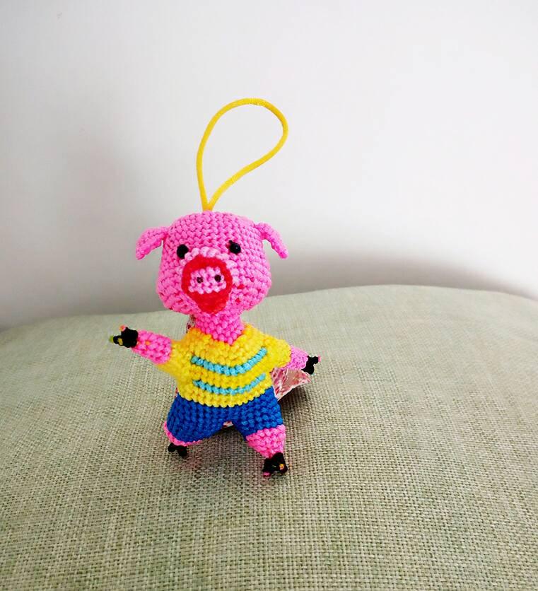 中国结论坛 小猪和小鼠  立体绳结教程与交流区 133445r3pc8e96rr8a3bfy