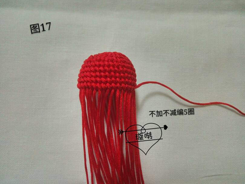 中国结论坛 乖乖兔教程  立体绳结教程与交流区 141557z7tjg3oged39fm67