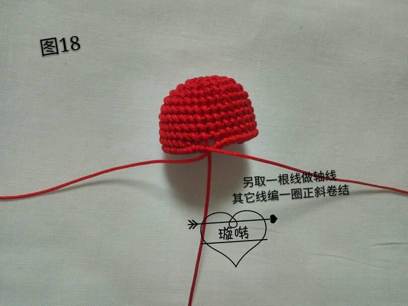 中国结论坛 乖乖兔教程  立体绳结教程与交流区 141558zdprt9gtpdwdiwdt