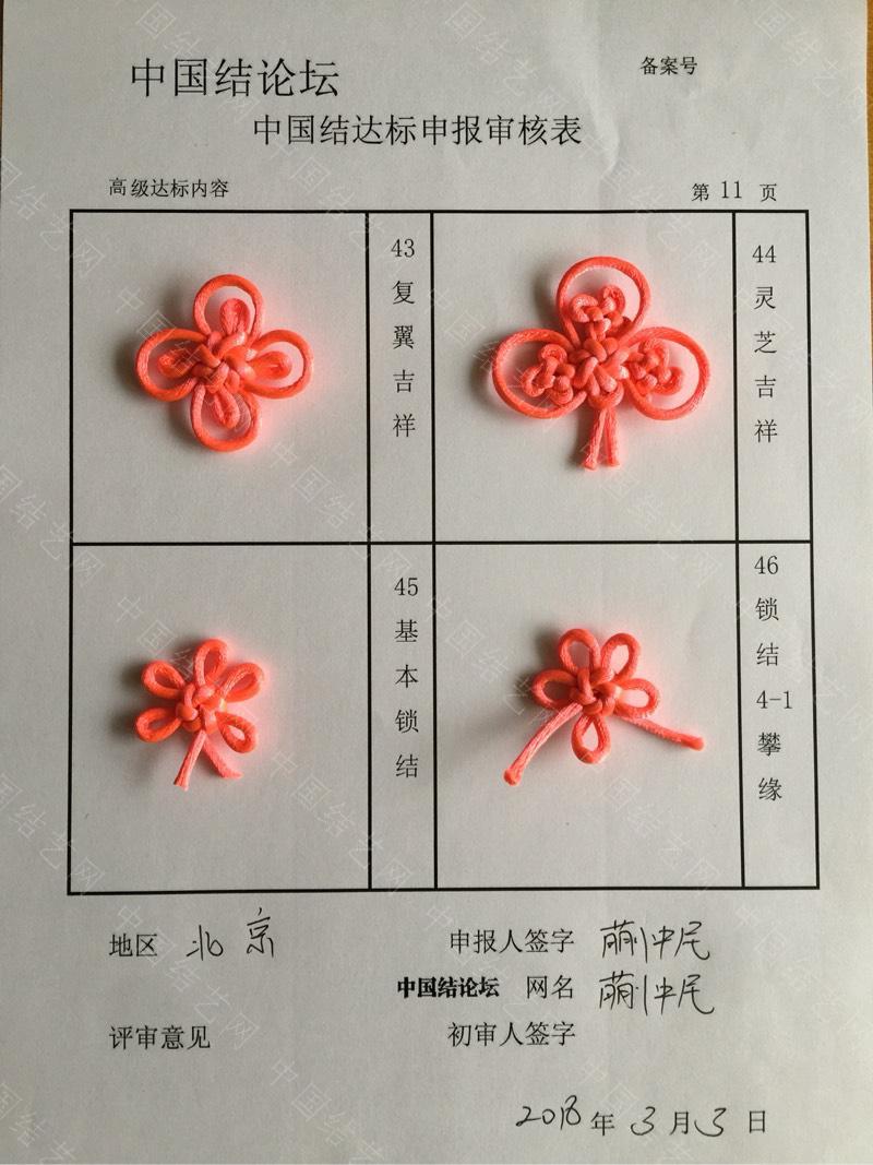 中国结论坛   中国绳结艺术分级达标审核 171202yte31973rcv4xxkk