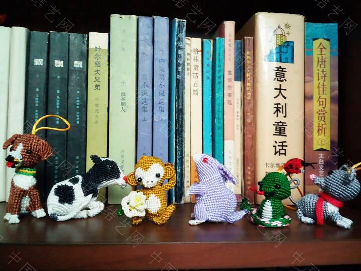 中国结论坛 十二生肖小挂饰  立体绳结教程与交流区 223952gg4z0piiyk7bz57y