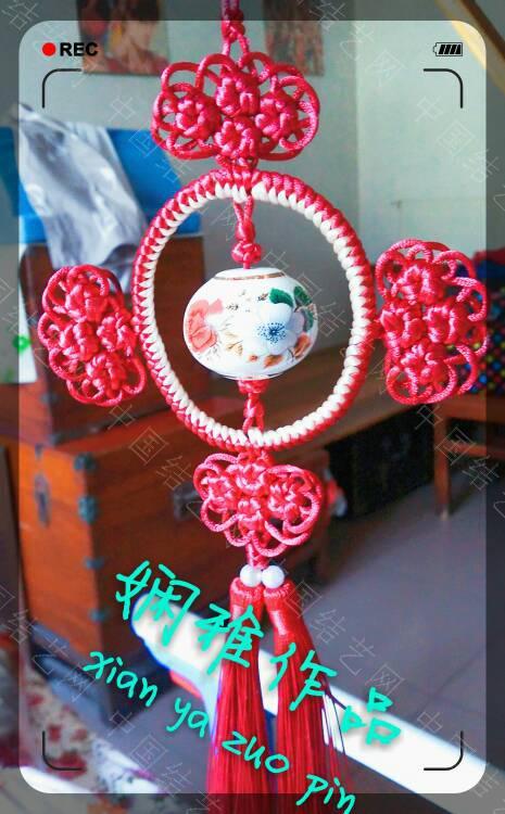 中国结论坛 瓷灯笼  作品展示 152458smtwo9wlym76mh7l