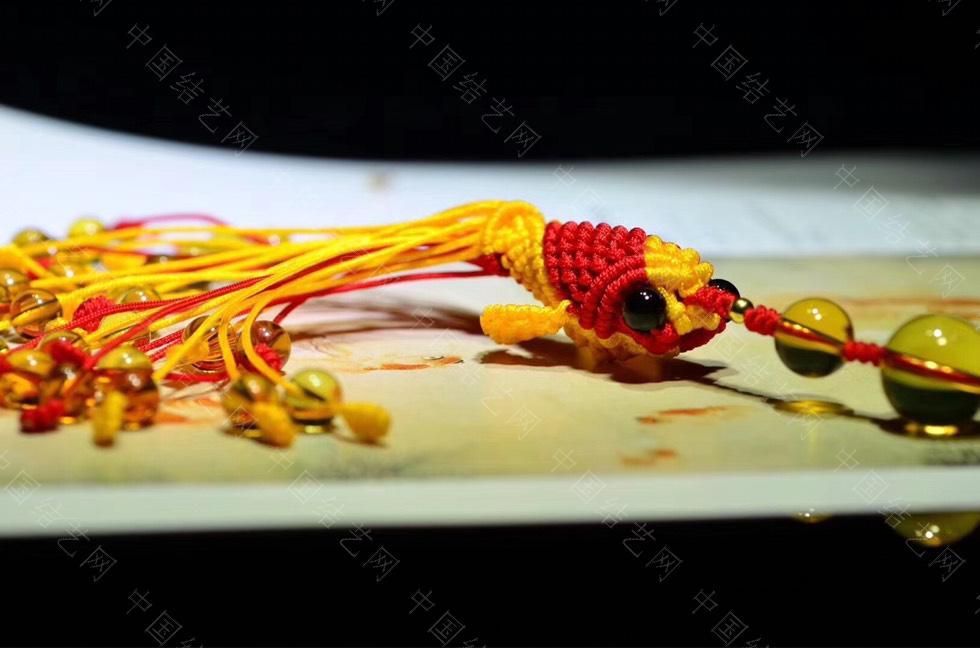 中国结论坛 小鱼儿挂件  作品展示 161237ole1971v1koveokv