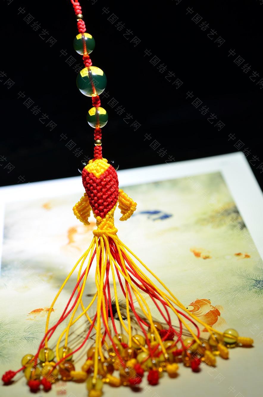 中国结论坛 小鱼儿挂件  作品展示 161238rz0ljrrluulo5u5r