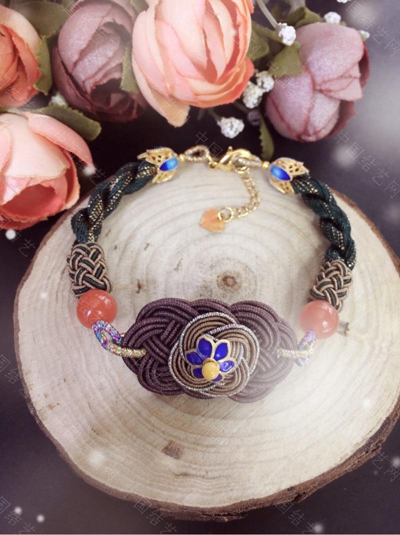 中国结论坛 纯手工手链和宝宝项圈  作品展示 121601bgqednd4bgnzqngi