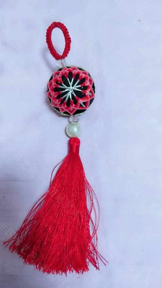 中国结论坛 第一个手鞠球:幸运  作品展示 205339wchilsnebouio3ic