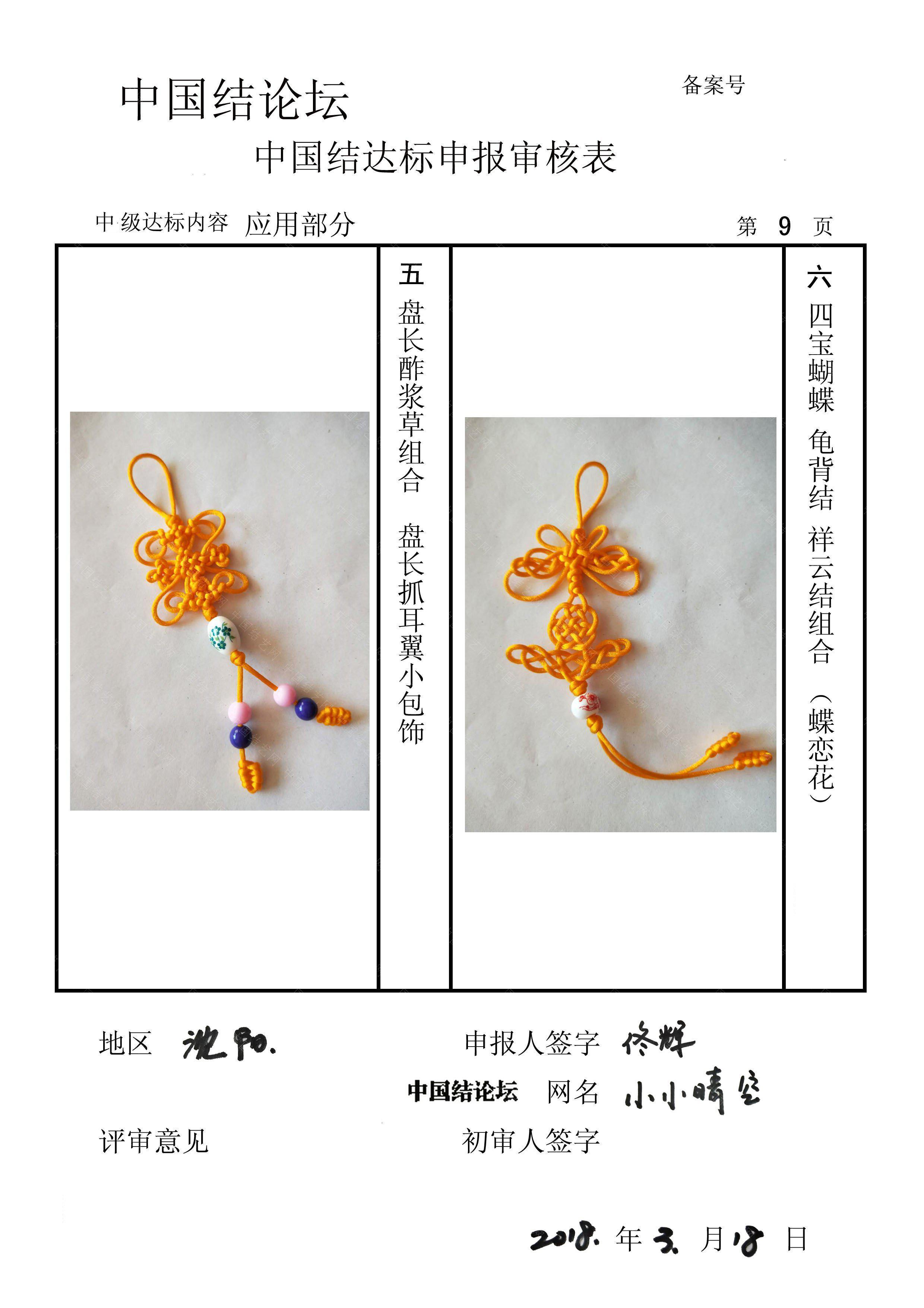 中国结论坛 小小晴空----中级达标申请稿件  中国绳结艺术分级达标审核 042203mk22k3m13r1ddmxj