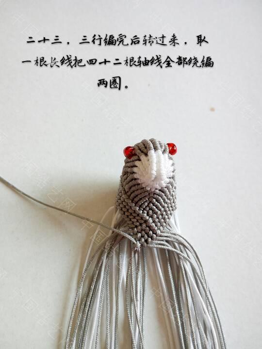 中国结论坛   立体绳结教程与交流区 163329bu55clndnlsil0dn