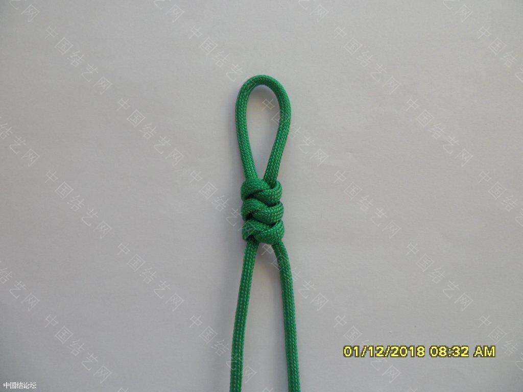 中国结论坛 一款伞绳十字挂件     『原创』 一根绳子编法大全简单,中国结编织论坛,吉祥结挂饰的编发视频,吉祥结挂件怎么做,吉祥挂件手工 图文教程区 161504qoah9roxor2mr9t2