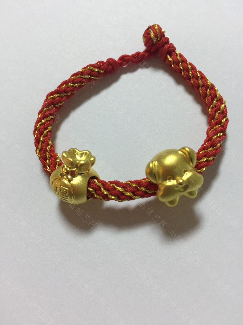 中国结论坛 给宝贝儿编的手链! 手链,宝贝,宝贝儿,适合编给对象的手链,给男朋友编手链图解 作品展示 183735omwuqq75fswsqw85
