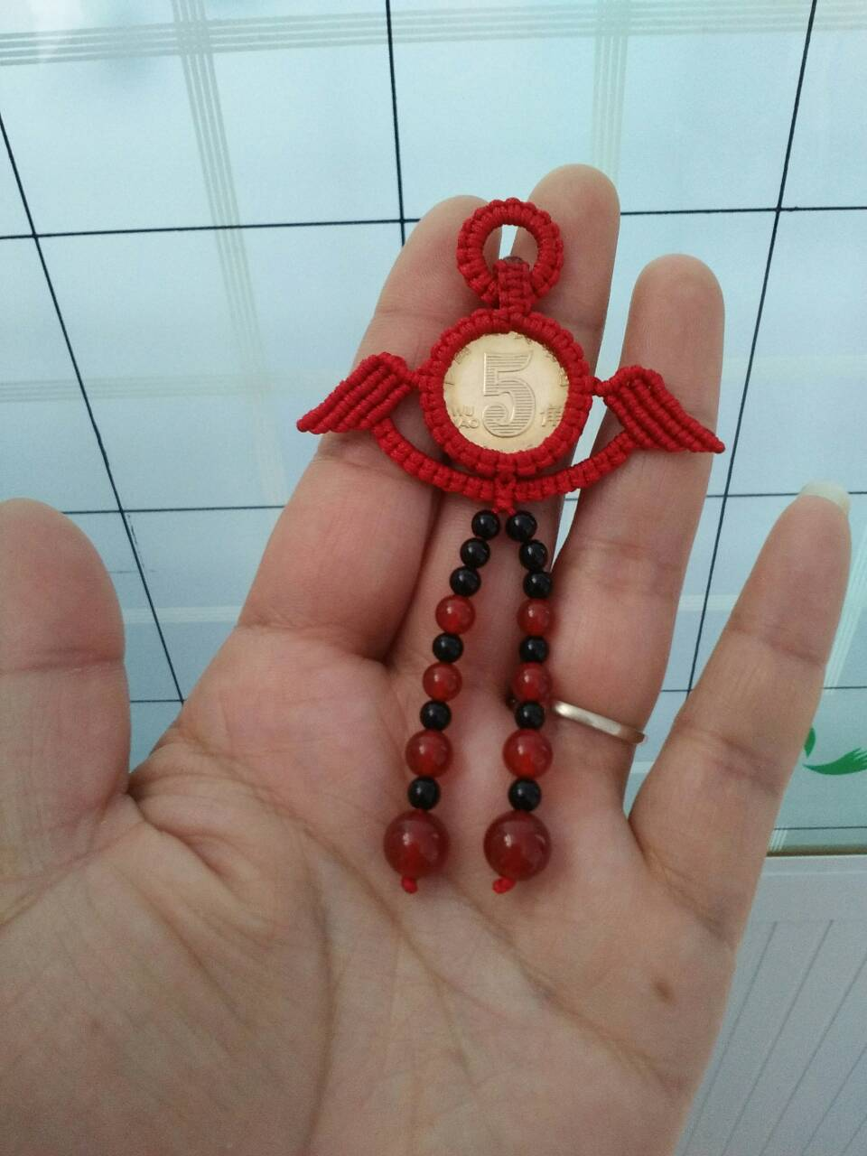 中国结论坛 包硬币~天使的翅膀  作品展示 212857adi334b11i1i9p9c