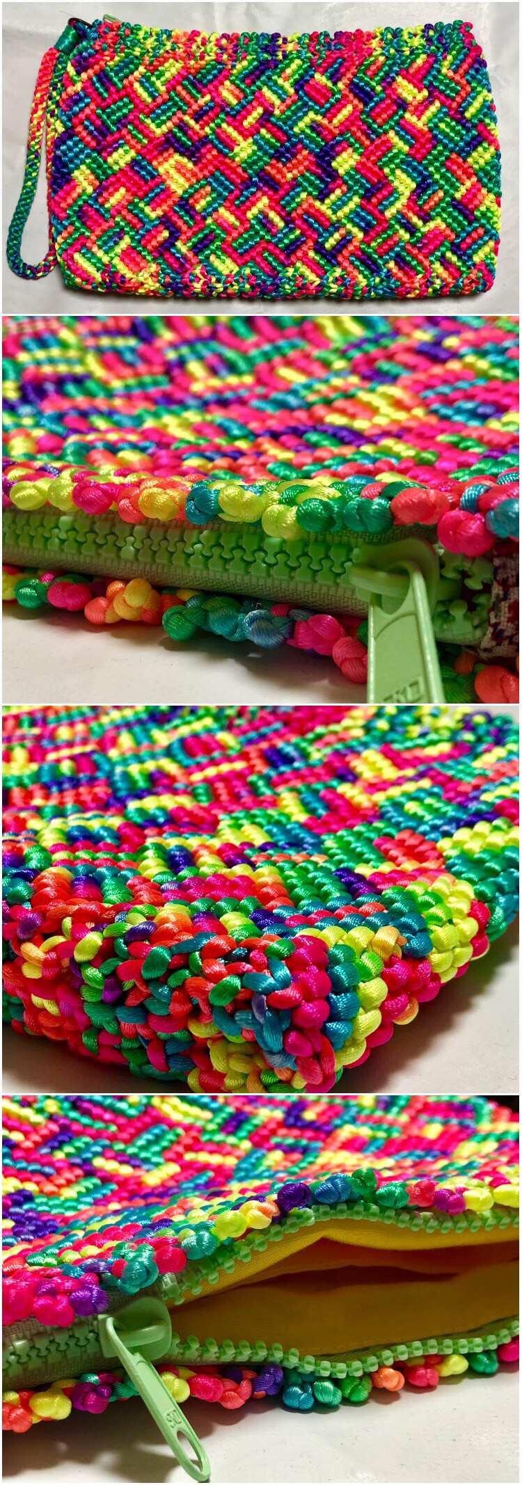 中国结论坛 仿制国外的绳编包包,有几个部分缝制拉链内袋也针线缝合一起哦 仿制,国外,包包,几个,部分 作品展示 063751lq68xqp4hfxz88hx