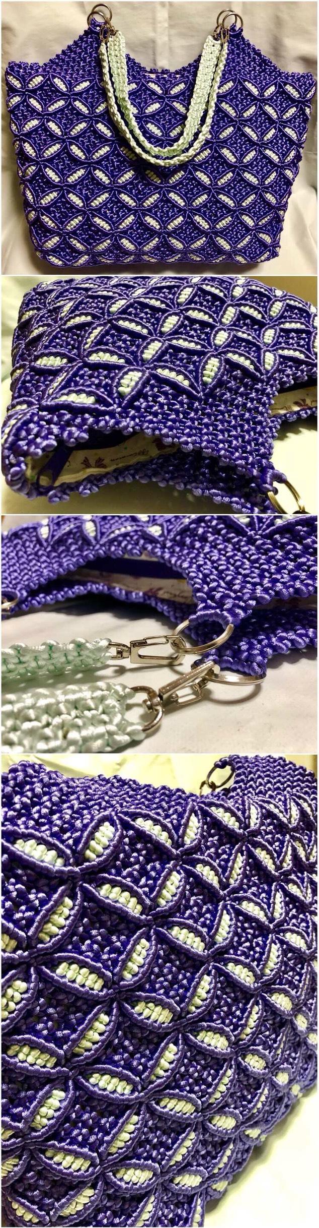 中国结论坛 仿制国外的绳编包包,有几个部分缝制拉链内袋也针线缝合一起哦 仿制,国外,包包,几个,部分 作品展示 063757u4szctlsbsvecatx