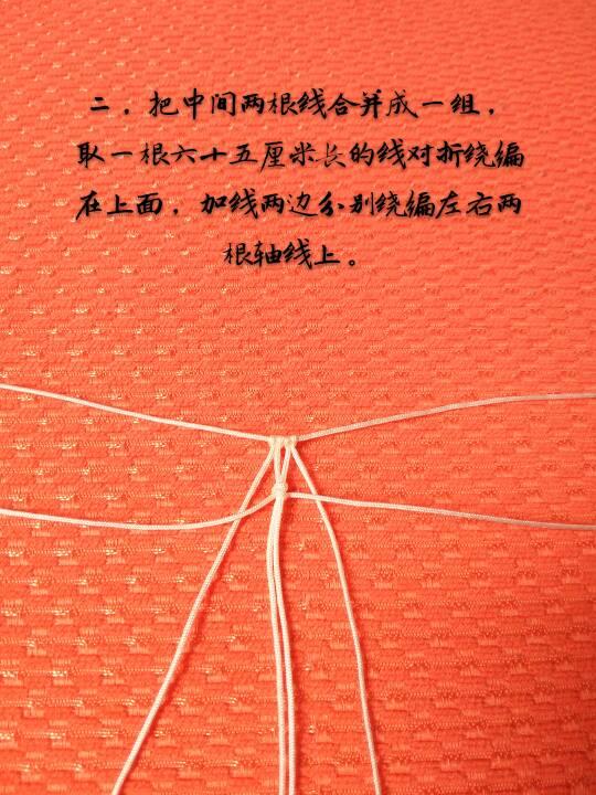 中国结论坛 十二生肖之小羊  立体绳结教程与交流区 141525gb2g3j06bvzvez5v