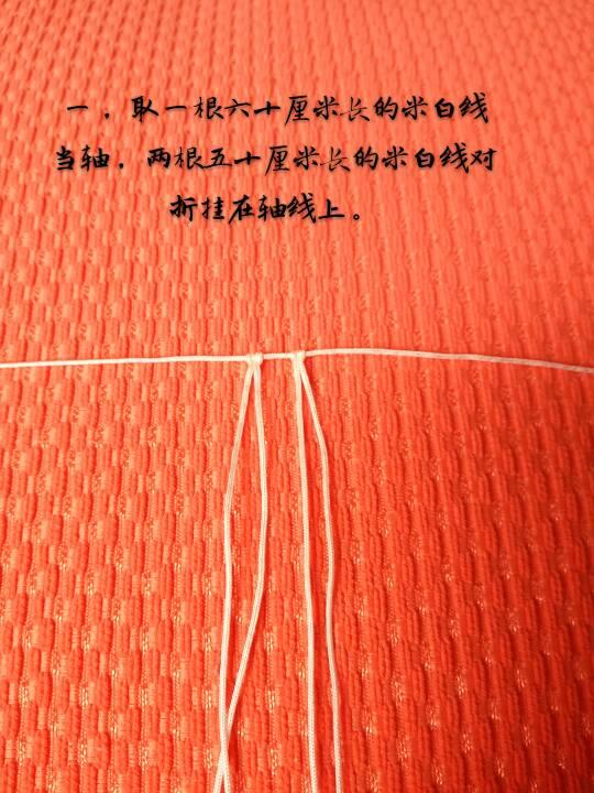 中国结论坛 十二生肖之小羊  立体绳结教程与交流区 141525szny8eapfvnvp1s6