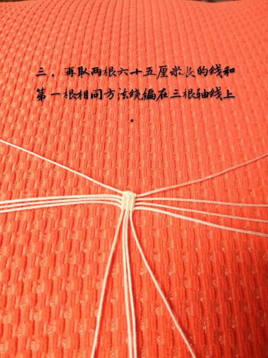 中国结论坛 十二生肖之小羊  立体绳结教程与交流区 141526qsk99yjwl5r19j9r