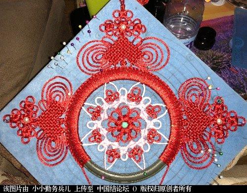 中国结论坛 根据老师们的作品稍改了一下,选的自己喜欢的  作品展示