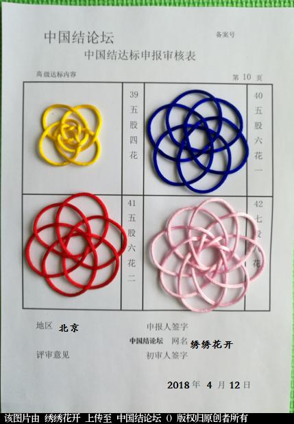 中国结论坛 绣绣花开----高级达标申请稿件  中国绳结艺术分级达标审核 154824hr3tngsgxntgx9nt