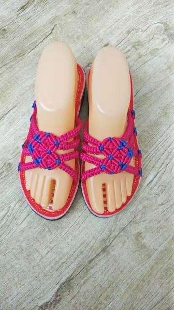 中国结论坛 手工凉鞋  作品展示 080223c9grxcdznzxg1tlj