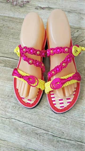 中国结论坛 手工凉鞋  作品展示 080223uec68rr766f4qyjn