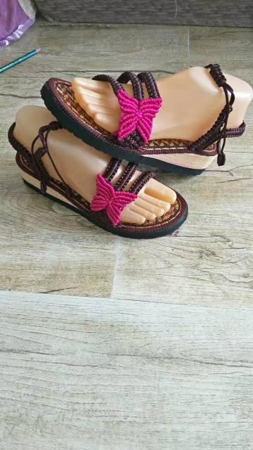 中国结论坛 手工凉鞋  作品展示 080223xvjros3fjsme2bhs