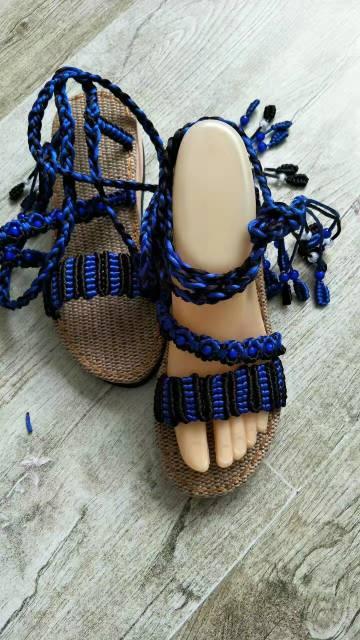 中国结论坛 手工凉鞋  作品展示 080224tio9vudd4ey9mvd0