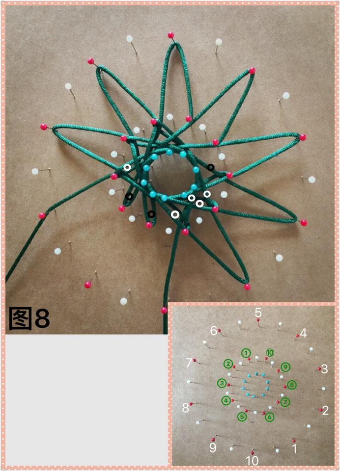 中国结论坛 双色线20耳星辰结移位与冰花结组合 冰花,组合,位与,移位,色线 冰花结(华瑶结)的教程与讨论区 202237ohyvg9e1hgevvd1g