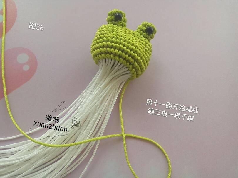 中国结论坛 旅行青蛙教程  立体绳结教程与交流区 223622o464d6y04y9xdv4z