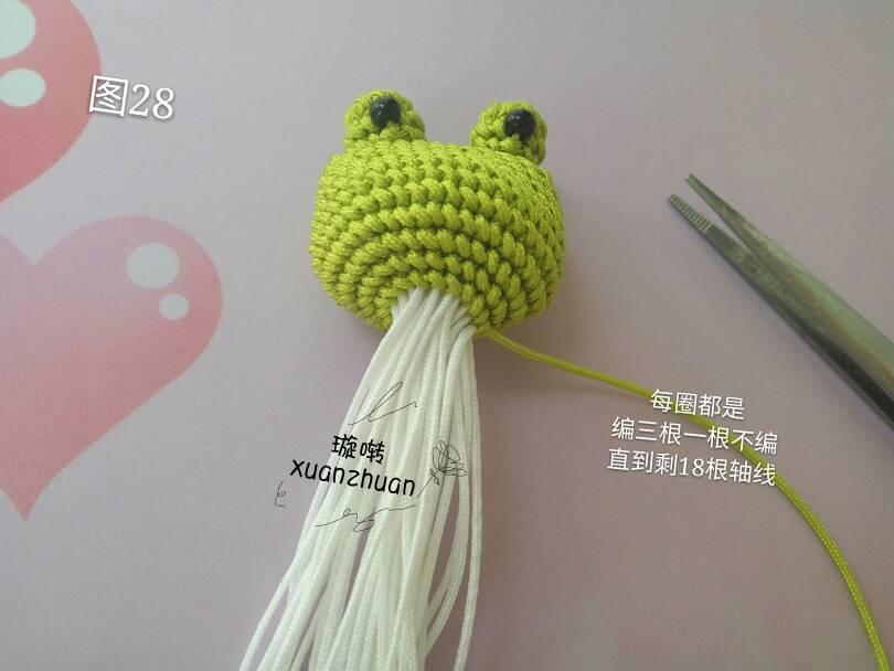 中国结论坛 旅行青蛙教程  立体绳结教程与交流区 223623iyb7bzboient0sev