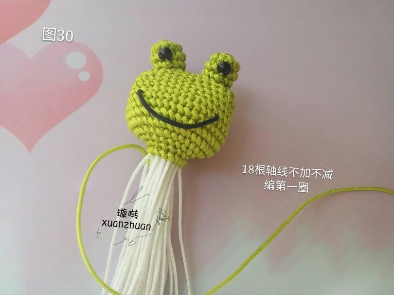 中国结论坛 旅行青蛙教程  立体绳结教程与交流区 223625ddh0dysmcbh3u33v