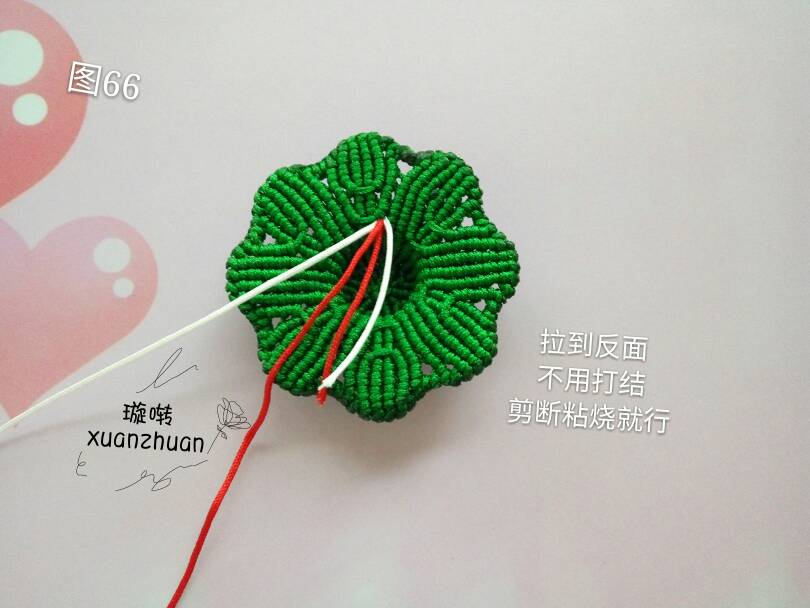 中国结论坛 旅行青蛙教程  立体绳结教程与交流区 223657h244s1bdkvz2kkx2
