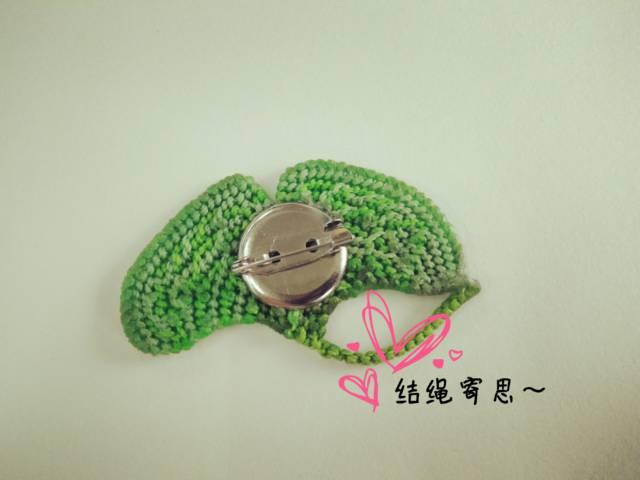中国结论坛 银杏叶胸针  作品展示 094913b9c4qffnfoq33ch9
