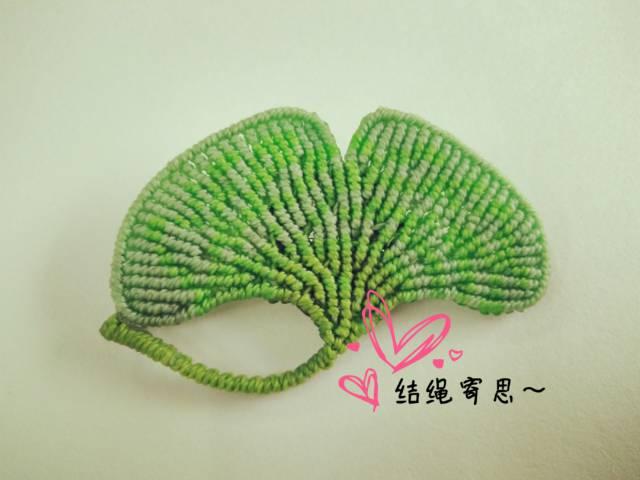 中国结论坛 银杏叶胸针  作品展示 094913fjwz5x5uy6zrtu55