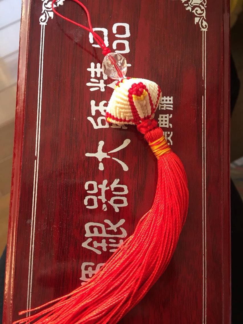 中国结论坛 再来一波72号线编织的粽子  作品展示 215924nc3gwu4gc91vn96z