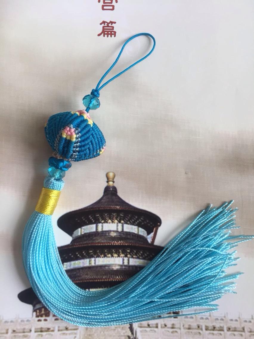 中国结论坛 再来一波72号线编织的粽子  作品展示 215925obyxhyksvbvgqu2s
