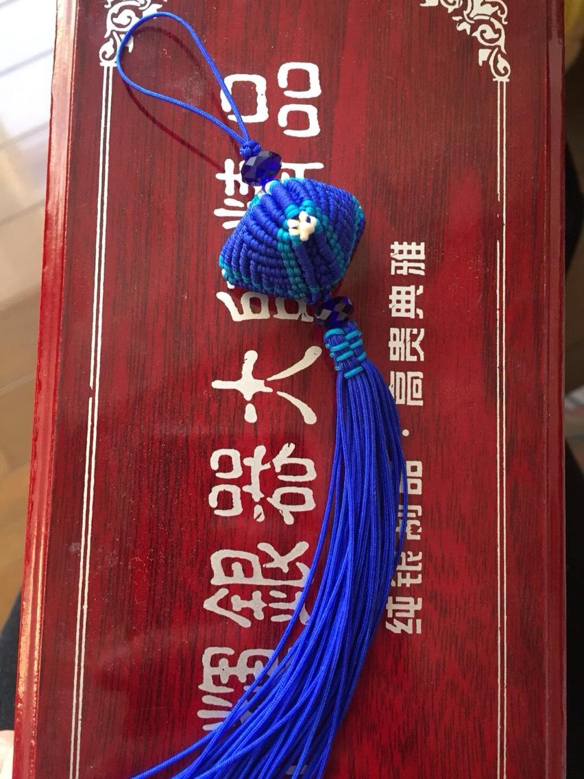 中国结论坛 再来一波72号线编织的粽子  作品展示 215927dntt8no4ooop4r3h