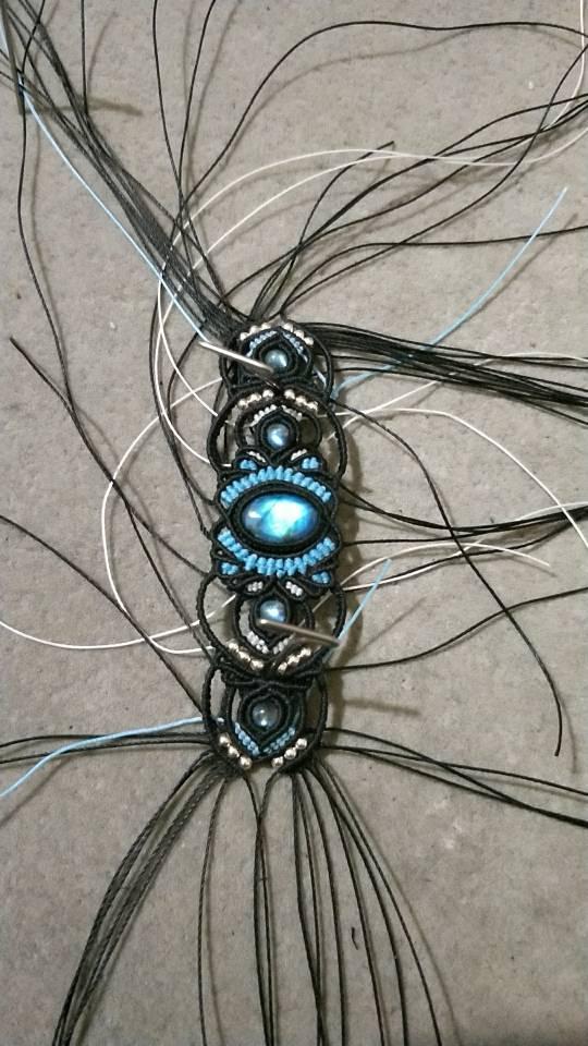 中国结论坛 拉长石配拉长珠子手链  作品展示 074617f8ee7yzbp7obcffo