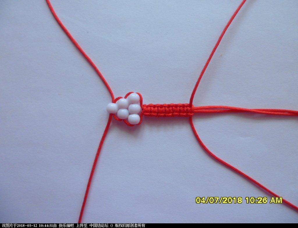 中国结论坛 漂亮的串珠小戒指(1) —— 蝴蝶结版  图文教程区 100253bdshqyyvvonyzgd0