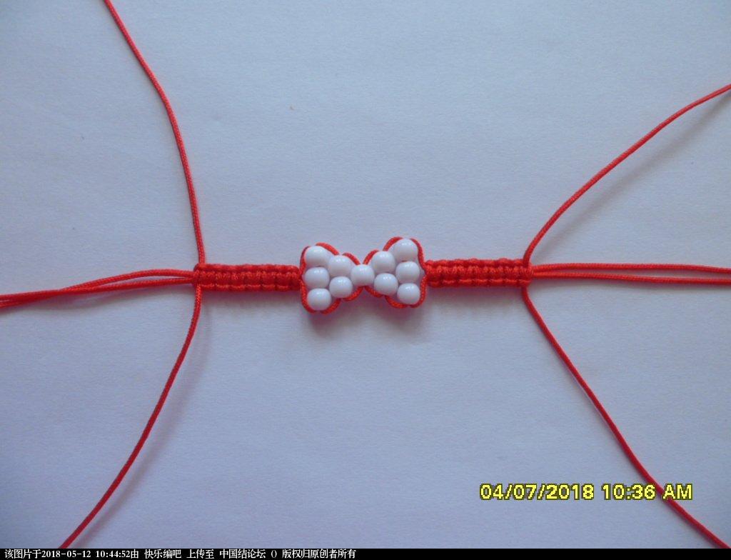 中国结论坛 漂亮的串珠小戒指(1) —— 蝴蝶结版  图文教程区 100710rfp994bz4pzci37u